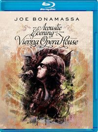 Cover Joe Bonamassa - An Acoustic Evening At The Vienna Opera House [DVD]